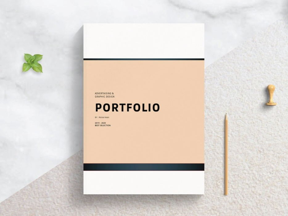 Graphic Design Portfolio by Brochure Design on Dribbble