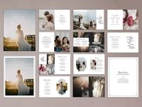 Dahlia Wedding Photography Magazine