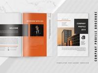 Desger - Company Profile Brochure