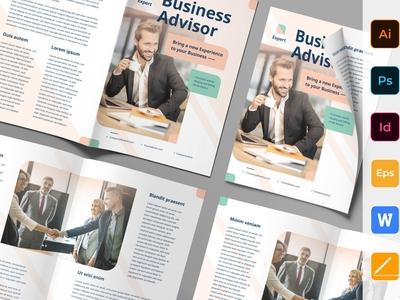 Business Advisor Brochure Bifold