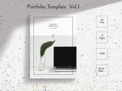 Portfolio Template Vol.1