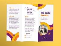 Branding consultant brochure trifold 1 creativemarket