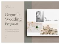 Organic Wedding Proposal
