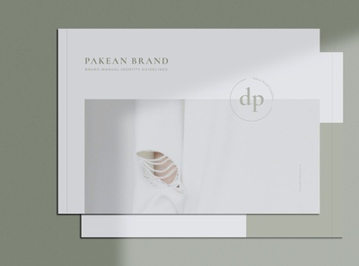 PAKEAN Minimal Brand Guidelines