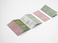 Graphic Brochure Template