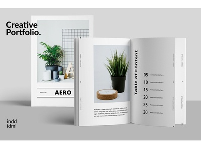 Portfolio designs, themes, templates and downloadable