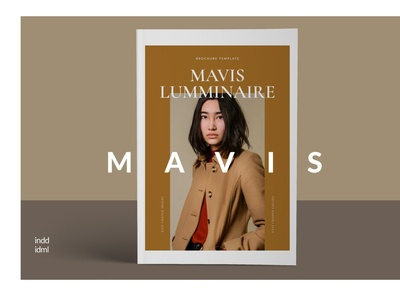 MAVIS - Magazine Fashion