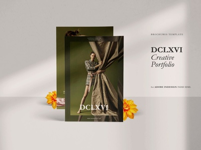 DCLXI - Brochures Template