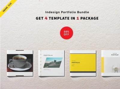 Indesign Portfolio Bundle