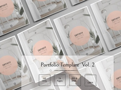 Captivity Portfolio Vol. 2