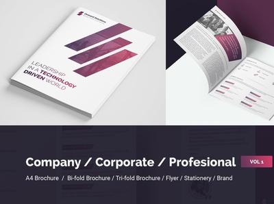 Company / Corporate Bundle v1.0