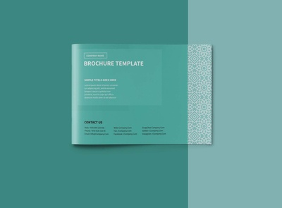 A5 Corporate Multipurpose Brochure