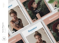 Saunter • Lifestyle Magazine