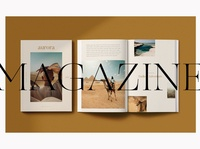 AURORA / Lifestyle Magazine Template