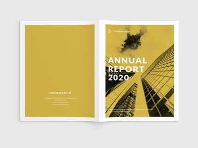 Yellow Annual Report 2020