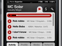 Sekrit iPhone App