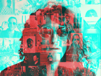 The Revivalists, collage for album single campaign