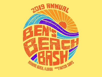 Ben's Beach Bash - Event T