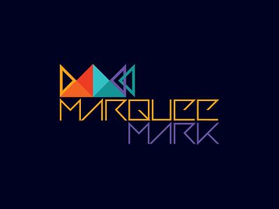 Marqueemark Logo Update - v04 adobe illustrator geometric flat logo