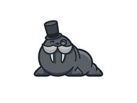 DevourWP Mascot - Russ