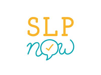 SLP Now logo