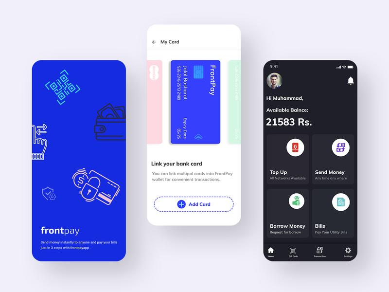 Mobile Wallet App mobile app banking app mobile wallet best app design app designer app development company devicebee