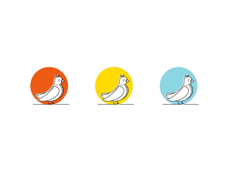 Triad bird