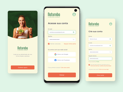 SignUP - Create Account Page - Daily UI 001 uidesign appdesign app ui
