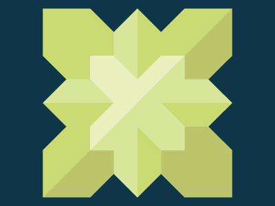 hydrangea origami logo hydrangea origami