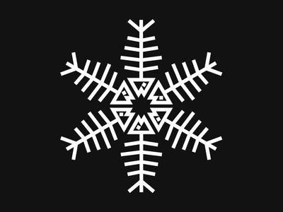 IceCage snowflake fish