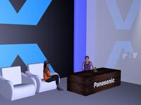 Talk Show Panasonic