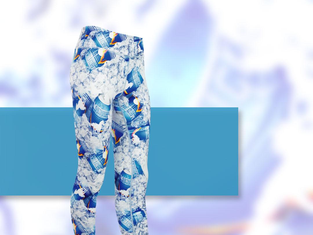 Montucky Cold Snacks   Custom Leggings apparel mockup custom apparel apparel graphics apparel design apparel logo apparel