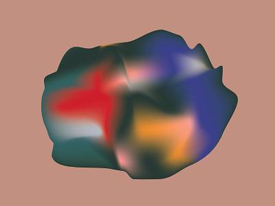 Visualization of Splat illustration vector