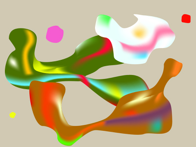 Visualization of Gawk illustration vector