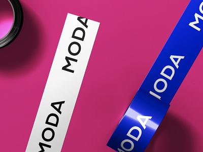 MODA vpagency brand identity designinspiration inspiration identity design brand branding