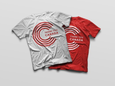Thank You Canada logo vector icon typography identity banner design brand graphicdesign inspiration logoinspiration brandinspiration mockup logodesign brandingidentity brandingdesign vpagency visionaryplayground designinspiration branding
