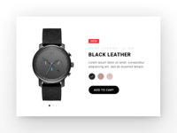Customize Product - Daily UI - #033