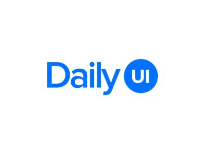 Logo - Daily UI - #052
