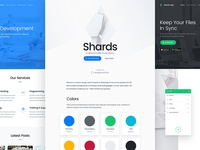 Shards  — A Free & Modern UI Kit based on Bootstrap 4