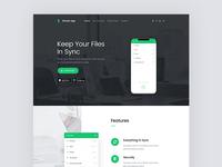 Shards — App Promo Page