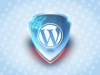 Wordpress security shield
