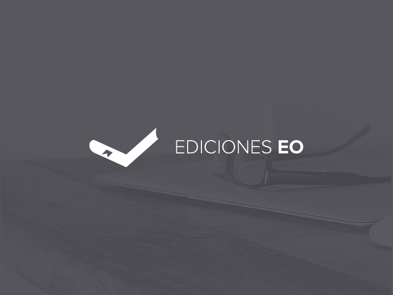 Ediciones EO pictogram pictogram logotype identity branding symbol logo bookshop