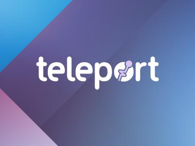 Teleport logo