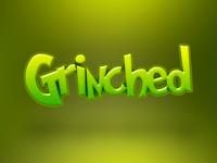 Grinched (PSD freebie)
