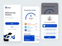 A Wallet management app