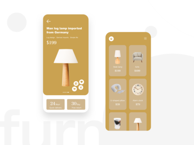 Home furniture app