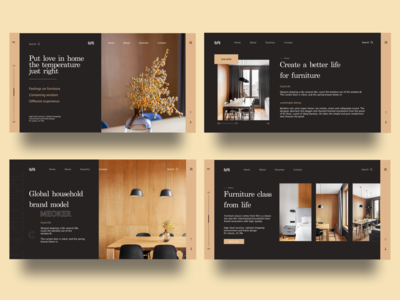 Furniture Store Web-KIT