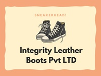 Integrity Leather Boots Post Design