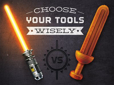 Choose Wisely Flyer Elements
