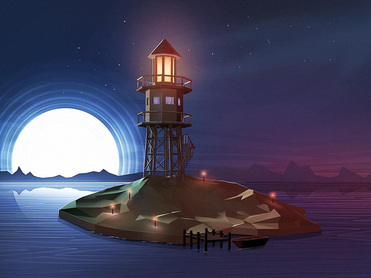Lighthouse large